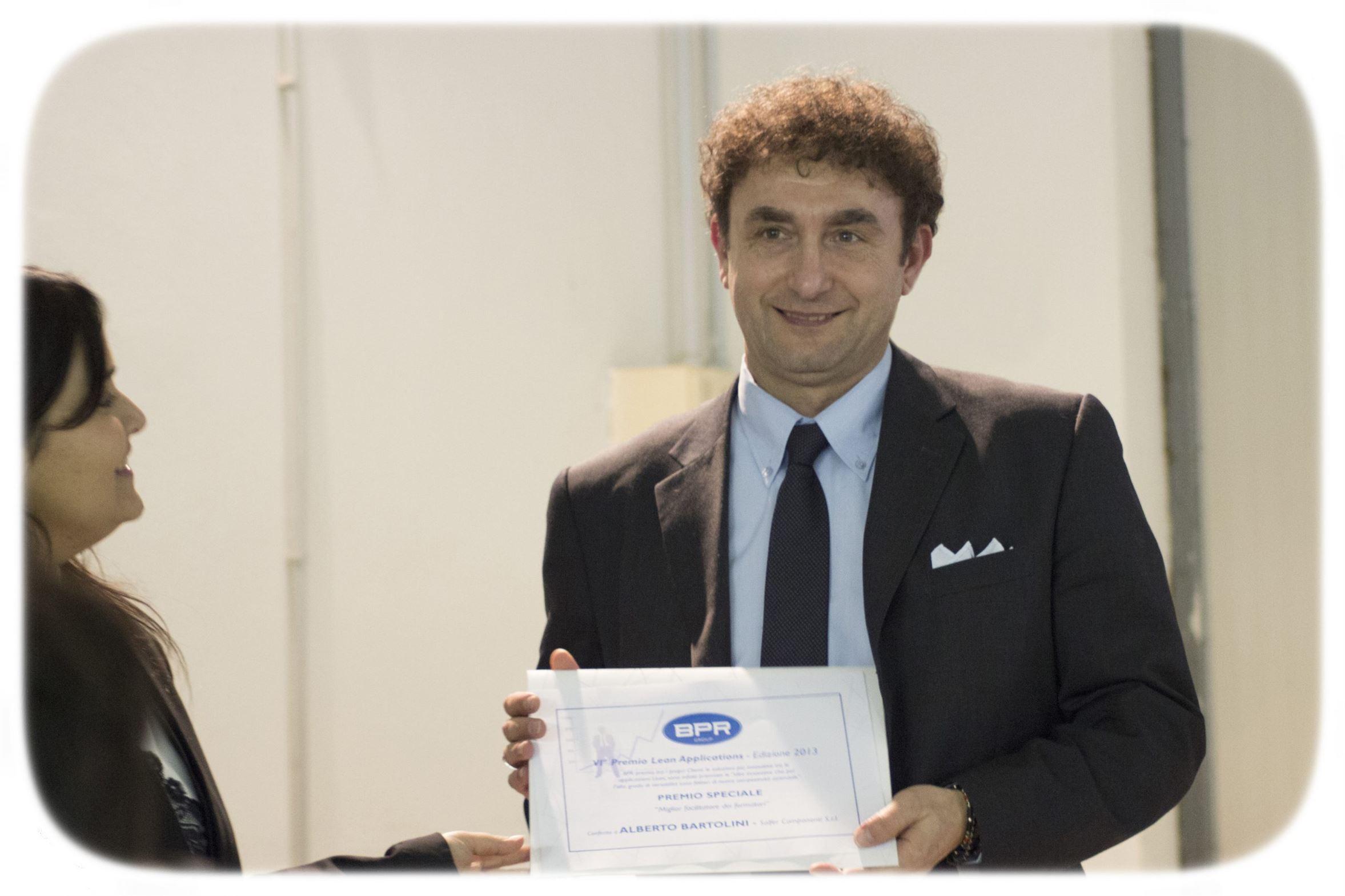 Premio Lean Applications 2014: EVENTO PREMIAZIONE