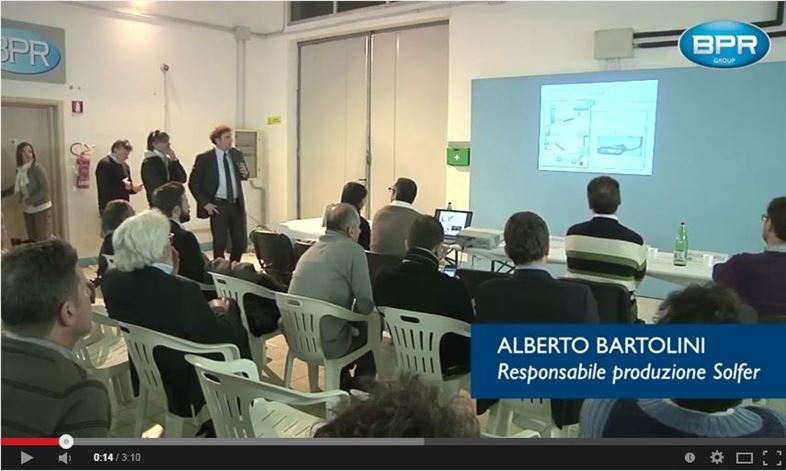 BPRGroup Case History – Low Cost Automation: il caso Solfer
