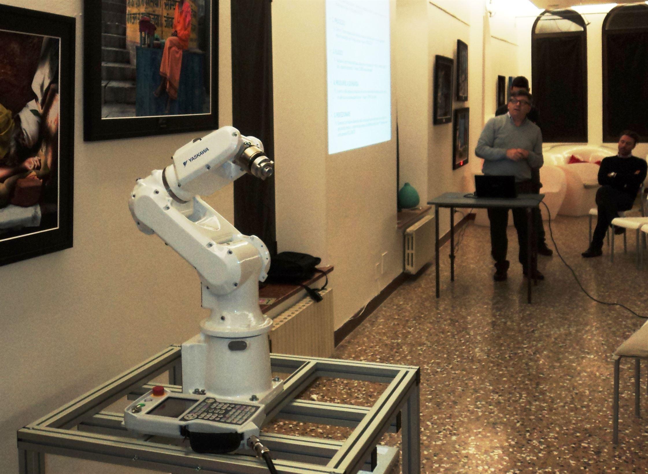 Seminario robotica – BPRGroup e Yaskawa insieme per il biomedicale