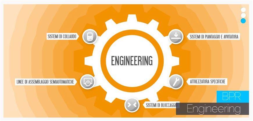 BPR Group Engineering: Pressa Elettrica di Assemblaggio Servomotori