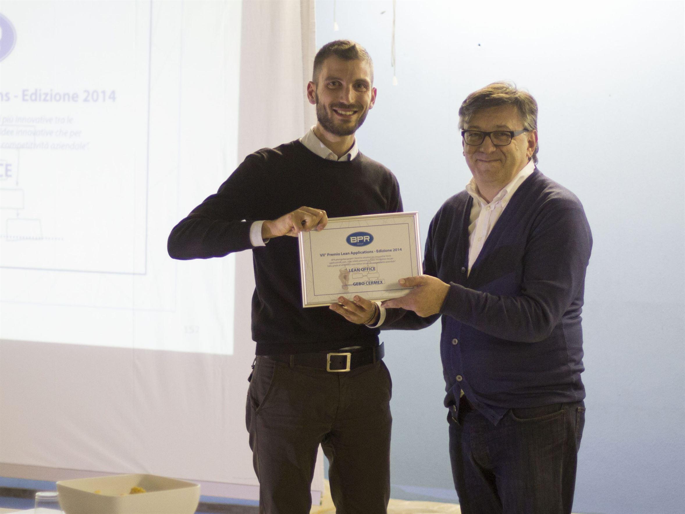 Premio Lean Applications 2014 – Il racconto dell'evento