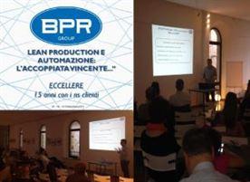 SEMINARIO Lean Production ed Automazione, l'accoppiata vincente. Mirandola, 16/04/2015
