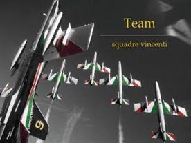 """Protetto: Download materiale """"Team Building: una giornata per Eccellere come le frecce tricolori"""""""
