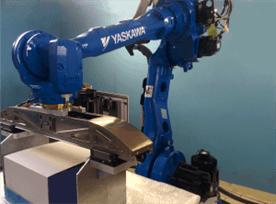 La nuova applicazione BPR Engineering per Cleca San Martino: PALLETTIZZATORE con YASKAWA Motoman