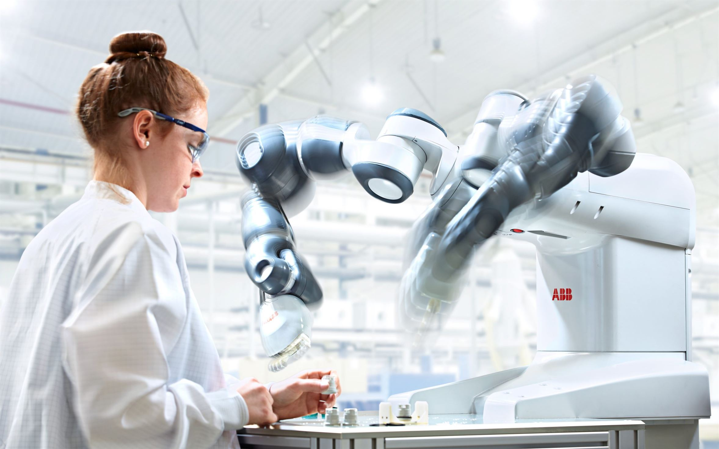 Cobot: i Robot Collaborativi portati dall'industria 4.0