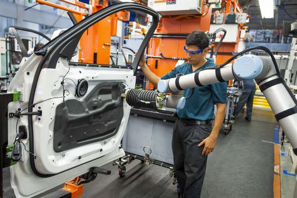 """Robot fuori dai """"recinti"""": il collega di lavoro che tutti vorrebbero avere."""