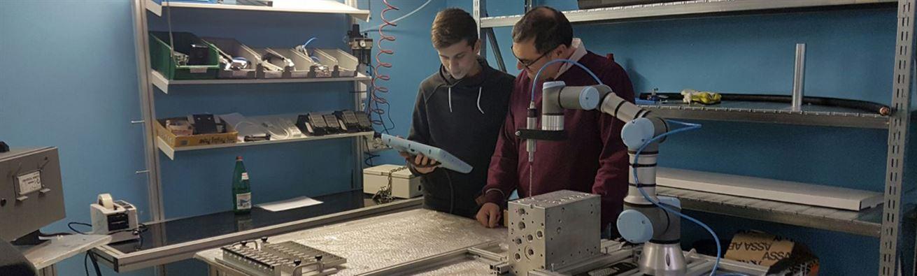Robot collaborativi: come inserirli nei processi? Fai valutazioni e prove in BPR.