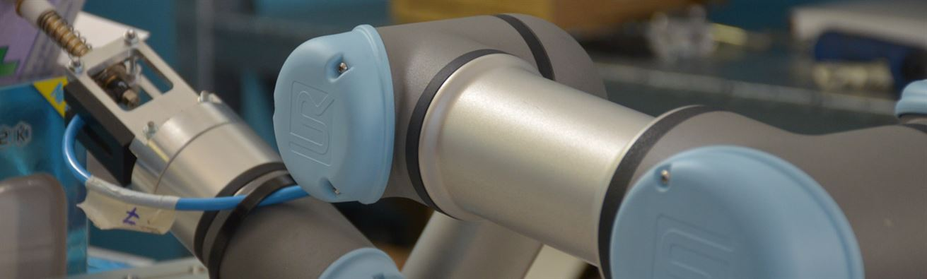 Partecipa al corso BPR sui robot collaborativi – Giovedì 8 GIUGNO