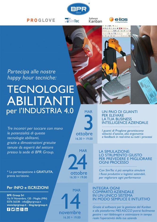 Tecnologie abilitanti 4.0