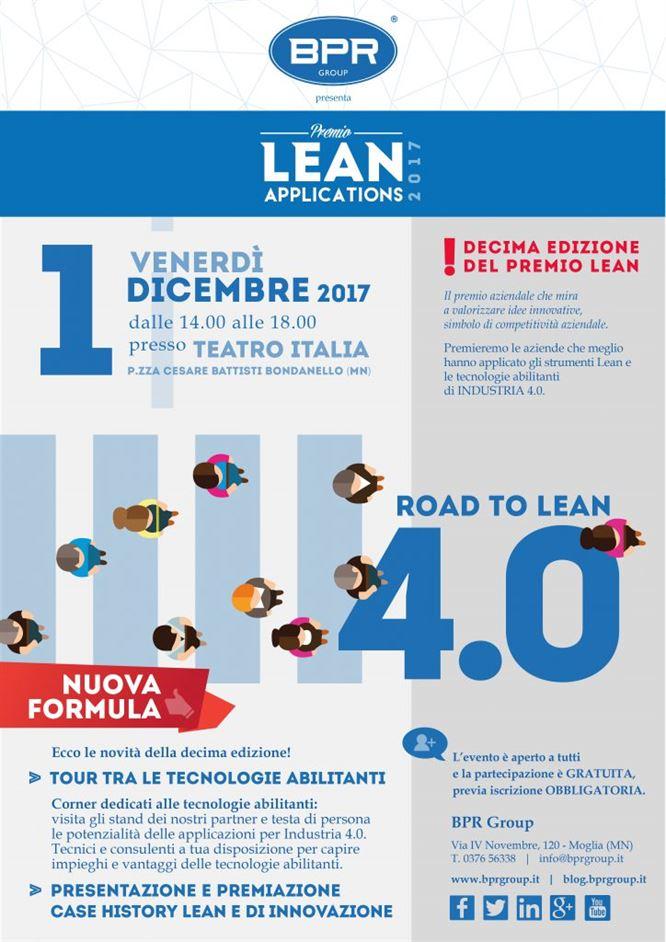 Premio Lean 2017