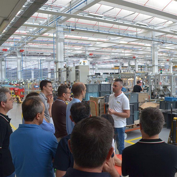 BPR e Confindustria Mantova in CEM - Gruppo Kärcher