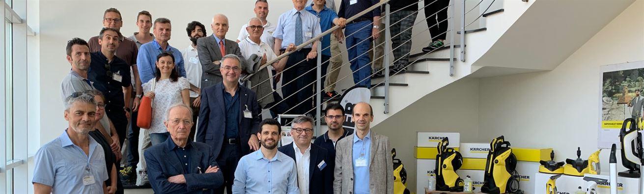 BPR accompagna le aziende di Confindustria Mantova in Cem – Kärcher
