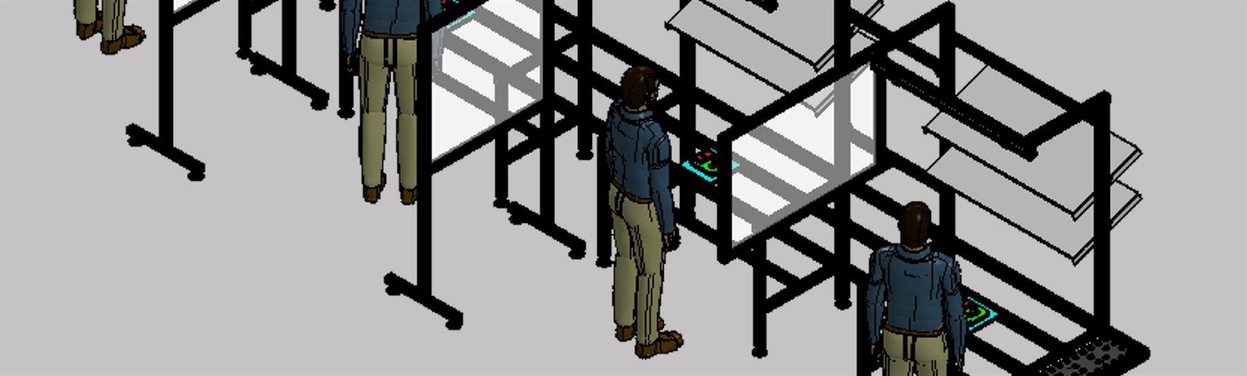 Fase2: BPR fornisce protezioni per linee produttive e uffici