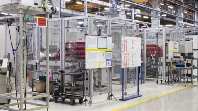 Come gestire i cicli produttivi di linee con un elevato mix di prodotti? Grazie a TMT.