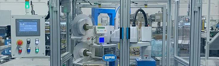 """""""Stampa e applica"""": l'applicazione di BPR per l'etichettatura"""