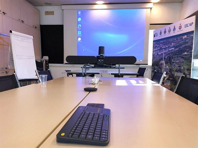 Videoconferenza BPR e Simetec