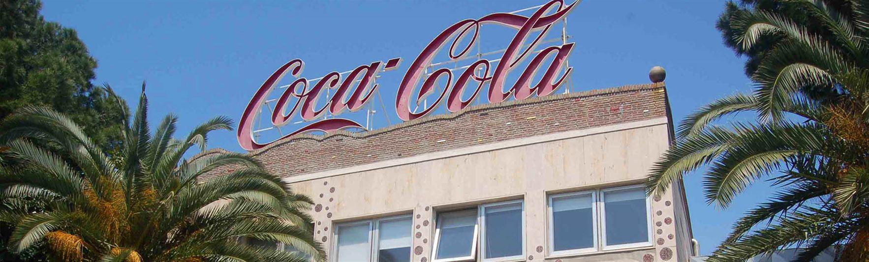 Stabilimento Sibeg Coca-Cola