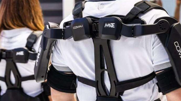 Il caso Metatron: i benefici dopo il test operativo dell'esoscheletro Mate di Comau