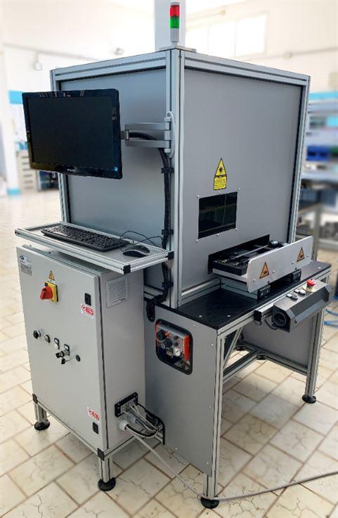 Marcatura Laser BPR