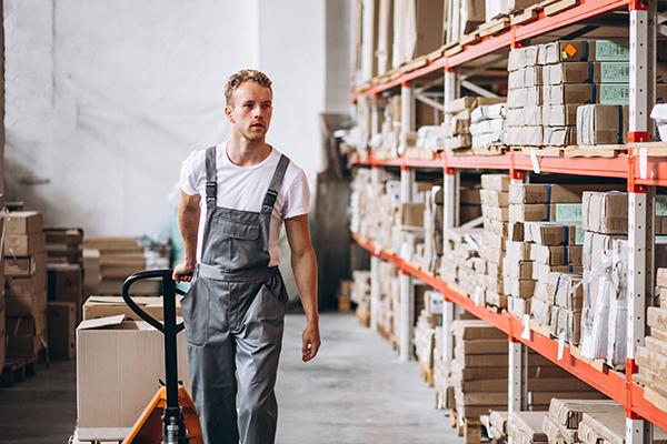 Riduzione dei costi - magazzino