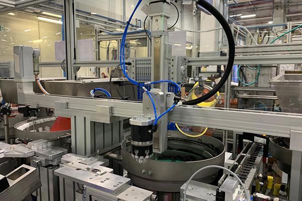Applicazione automatica di assemblaggio O-Ring